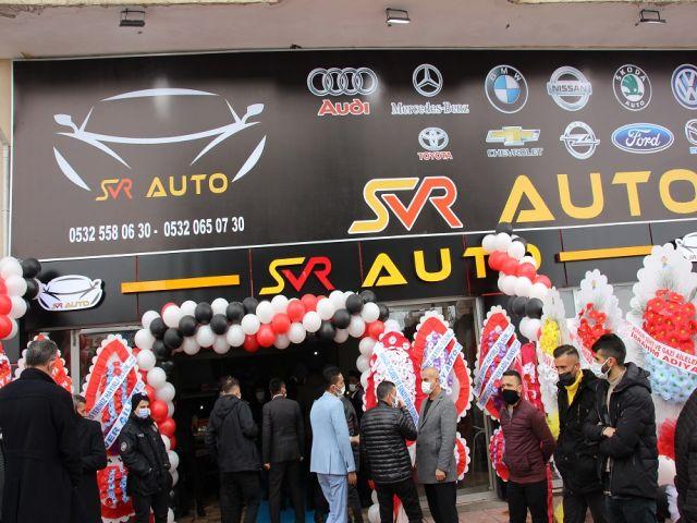 Hakkari'de 'SVR AUTO' hizmete açıldı