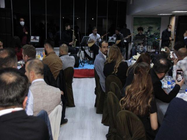 """FOTO GALERİ - Mikail Aslan Hakkari'de """"Avukatlar Günü""""ne katıldı"""