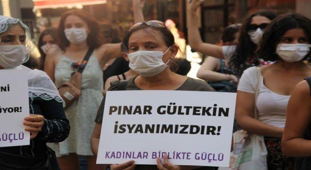 Pınar Gültekin'in katledilmesinin ardından eylem yapan kadınlara para cezası