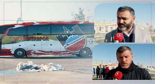 Diyarbekirspor sezonun ikinci yarısına şampiyonluk parolası ile çıkıyor
