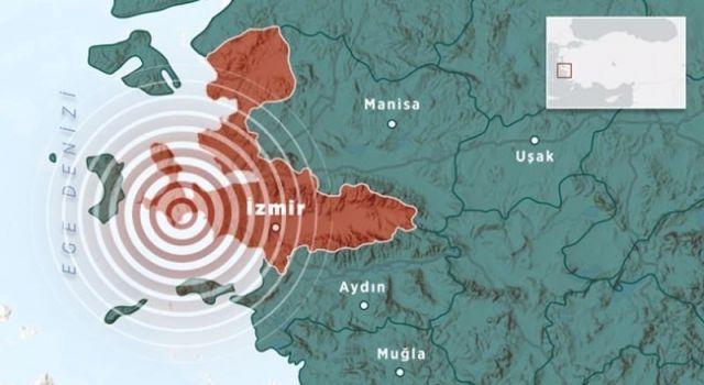 İzmir'de bir günde 100'den fazla sarsıntı: Birden fazla fay şu anda deprem üretiyor