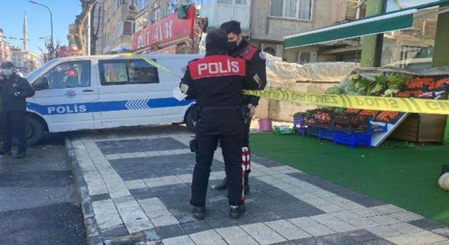 Kadıköy'de trans birey, alışveriş yaptığı manavın sahibi tarafından silahlı saldırıya uğradı