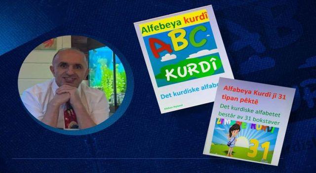 Norveç hükümeti Kürtçe alfabe kitabı yayınladı