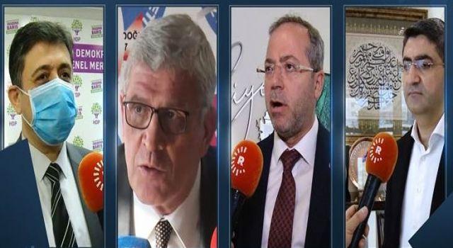 Muhalefet fezlekeler ve 'HDP'nin kapatılması' hakkında ne düşünüyor?