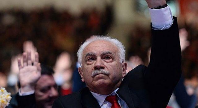 Perinçek'in 'MHP'nin başına geçmek şereftir' sözlerine partiden yanıt: Çay içmemiz bile mümkün değildir