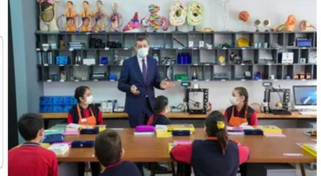 Bakan Selçuk: Hibrit model okullarımızın tamamlayıcısı olacak