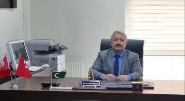 """Başkan Uçar'dan """"Yeşilay Haftası"""" Mesajı"""
