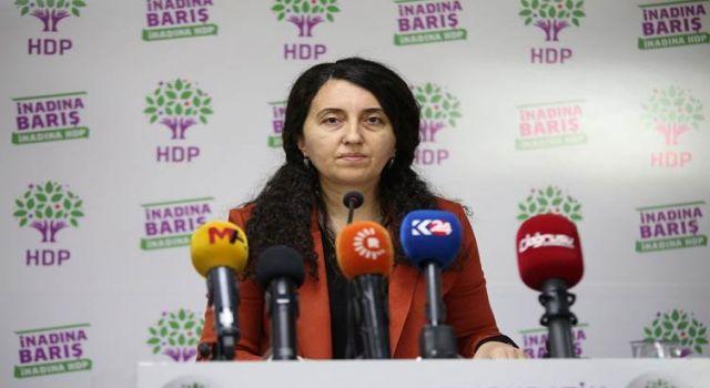 HDP: Öcalan'ın çözüm iradesine ses verilsin