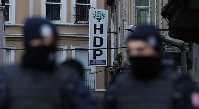 HDP'nin Beşiktaş ve Kağıthane ilçe başkanları gözaltına alındı