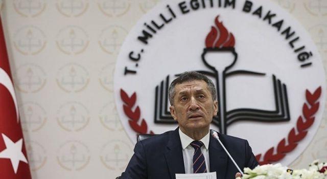 Milli Eğitim Bakanı Ziya Selçuk: Salgın bitse de uzaktan eğitim kalıcı olacak