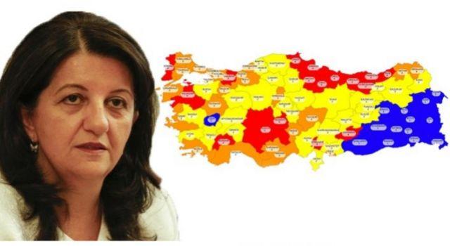 Pervin Buldan: Adıyaman'ı kaybettik ama Uşak'ı aldık