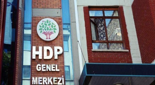Yargıtay'dan HDP'ye inceleme! Kapatma davası gündemde
