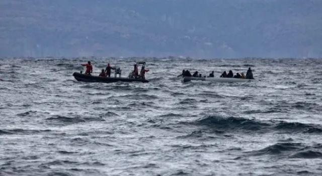 Akdeniz'de mültecileri taşıyan bot battı: En az 100 kişi öldü