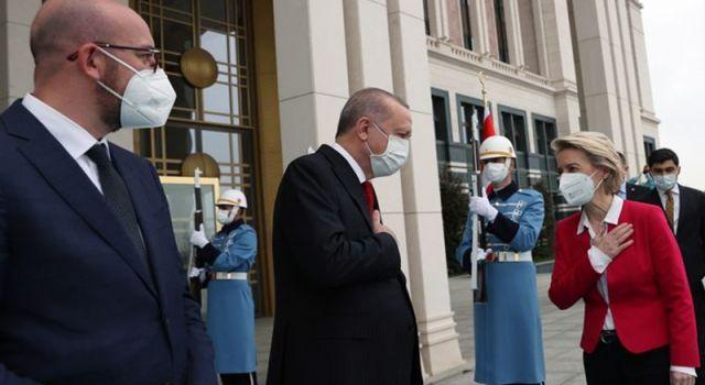 Almanya'da muhalefet partileri AB heyetinin Erdoğan ziyaretini eleştirdi