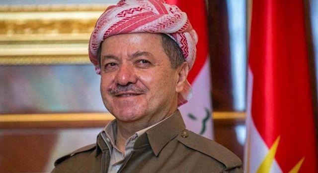 Başkan Barzani'nin Çarşema Sor mesajı