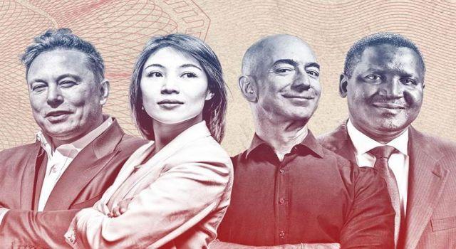 Dünyanın en zenginleri listesine Türkiye'den iki isim girdi