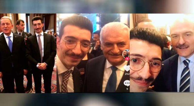 Erdoğan'ın koruması olduğu iddia edilen Hakan Tek'in para videoları ortaya çıktı