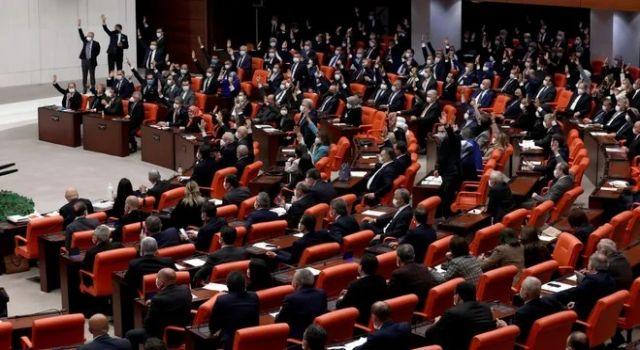 Güvenlik soruşturması Meclis'ten geçti