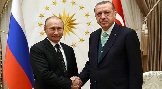 Kremlin: Putin, Erdoğan ile görüşmesinde Montrö'nün önemini vurguladı