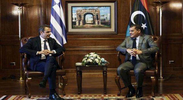 Yunanistan'dan Libya'ya çağrı: Türkiye'yle anlaşmayı iptal edin