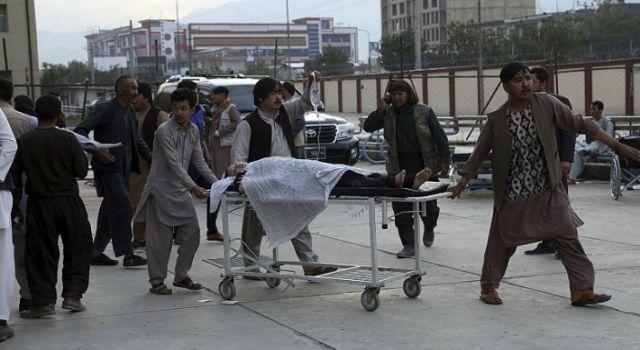 Afganistan'da okula bombalı saldırı: Ölü sayısı 58'e yükseldi