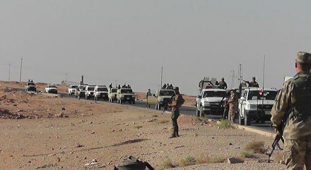 DAİŞ Sadr'a bağlı milis grubuna saldırdı