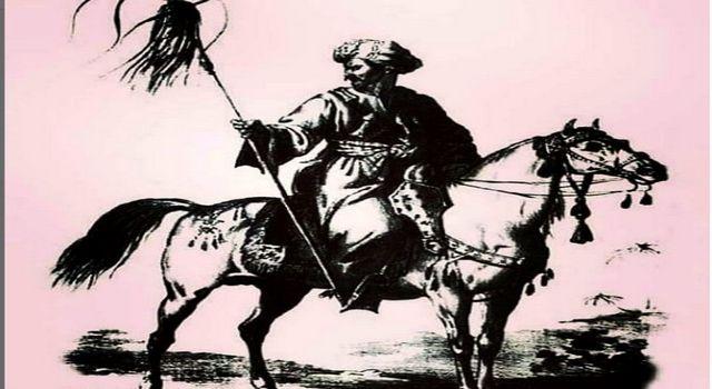 Hakkari Emiri İbrahim Han bey ve İran Şahı Teymez Hanın savaşı