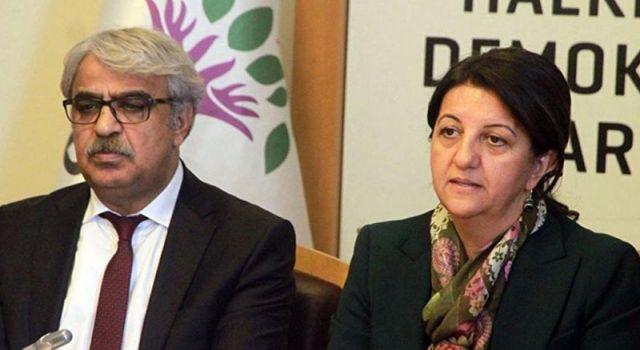 HDP Eş Genel Başkanları Buldan ve Sancar'dan bayram mesajı