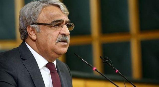 HDP'den AKP'ye çağrı: Madem bakanınız dilekçe verdi Meclis'te komisyon kuralım