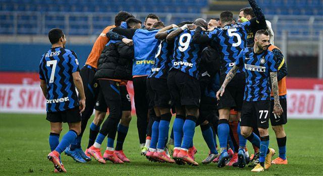 Inter şampiyonluğa çok yakın