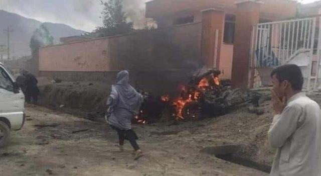 Kabil'de patlama: 25 kişi yaşamını yitirdi