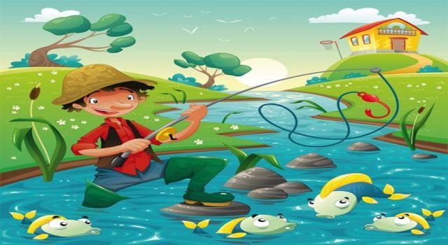 Korona Günlerinde Küçüklere Ezop masalları: Kaval Çalan Balıkçı