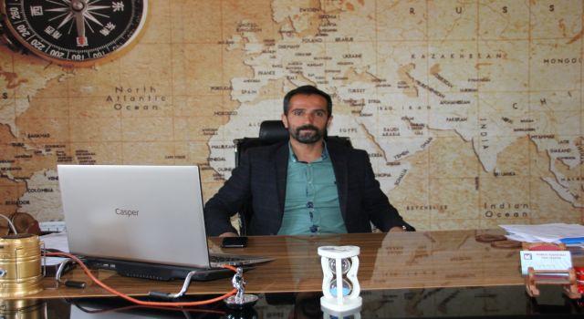 """Mali Müşavir Ahmet Ertuş'un """"Bayram"""" Mesajı"""