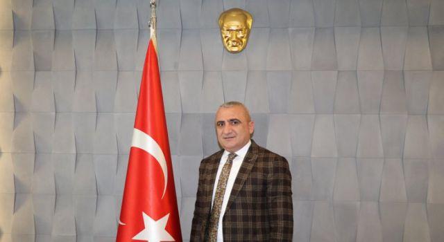"""Milli Eğitim Müdürü Bilal Gür'ün """"Bayram"""" mesajı"""