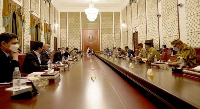 Peşmerge ve Irak ordusu arasında işbirliğini geliştirme toplantısı