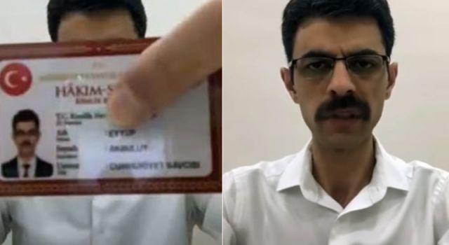 Salgın yönetimini' eleştiren Cumhuriyet Savcısı Akbulut hakkında soruşturma
