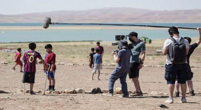 'Bağdatlı Messi' filminin çekimlerine Kürdistan'da başlandı
