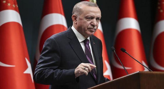 Erdoğan'dan HDP'ye saldırı açıklaması