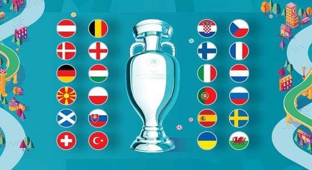 EURO 2020 festivali başlıyor: 24 ülke, 11 kent, 1 kupa!