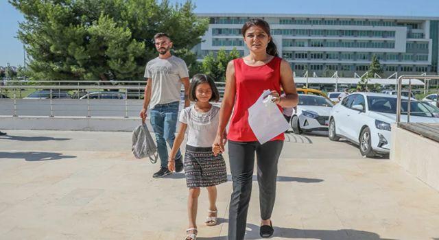 İpek üniversite sınavına girdi: Hedefi matematik öğretmenliği