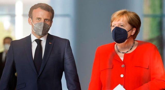 Merkel ve Macron: AB, Türkiye'yle ilişkilerde büyük sınamalarla karşı karşıya