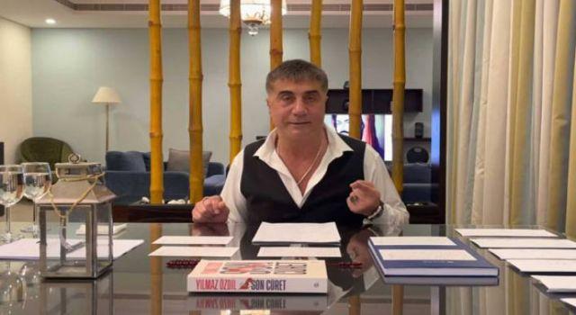 Sedat Peker: 5 ton kokainle ilgili kamuoyunu aydınlatmıyor