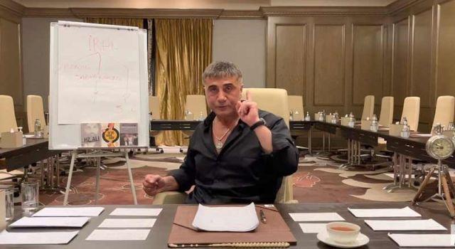 Sedat Peker: Veyis, Süslü Sülü'yü yüce divandan kurtarmak için 80 milyonun önünde rezil olmayı göze alıyor
