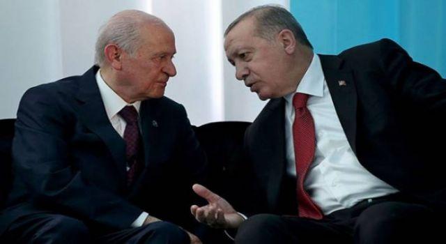 """Ak Parti ve MHP'den """"yeni seçim sistemi"""" kararı"""