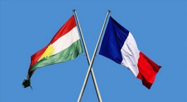 'Fransa güçlü bir Kürdistan Bölgesi istiyor'