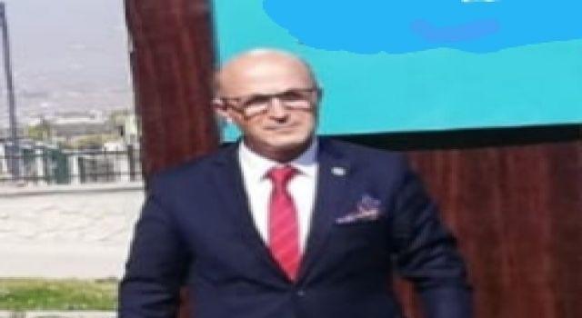Hakkari Ziraat Odası Başkanı Naif Önal'dan bayram mesajı