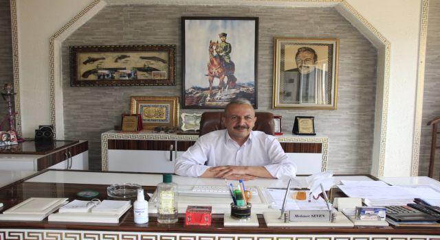 İş İnsanı Mehmet Seven'den Kurban Bayramı Mesajı