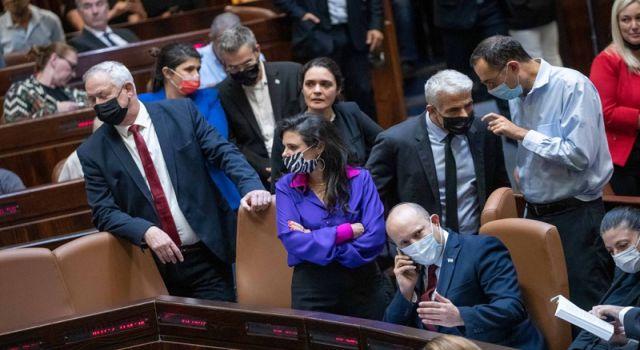 İsrail Meclisi'nde Başbakan Bennett'e ilk darbe: Filistin karşıtı yasa geçmedi