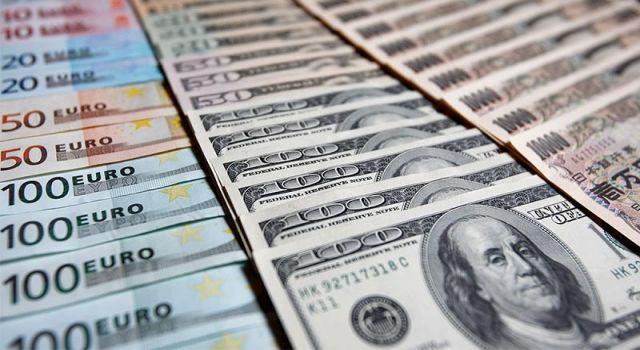 Merkez Bankası net uluslararası rezervlerinde 484 milyon dolar düşüş