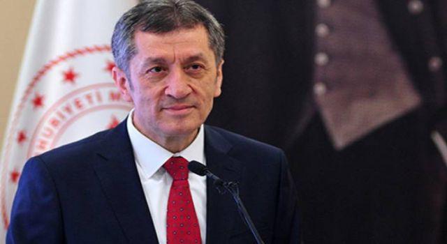 Milli Eğitim Bakanı Ziya Selçuk'tan LGS'de....